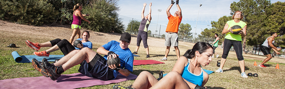 Functional Training & Bootcamp
